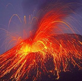 Earthquakes & Volcanoes